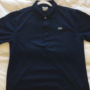 Lacoste Sport Polo, Size 4 Medium Men's